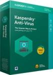Kaspersky KL1171XUBFR Anti-Virus 2018 2PC 1Y Renew antivirusinė programa