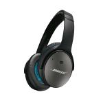 Bose QuietComfort 25 ausinės, juodos spalvos