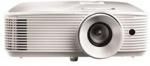 Projektorius Optoma EH335 (DLP, 3600 ANSI, 1080p Full HD, 20 000:1)