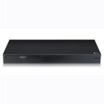 Vaizdo grotuvas LG UBK80 - Ultra HD Blu-ray Player (4K, HDR, Dolby Atmos, Dolby Digital (Plus), Dolby TrueHD)