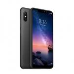 "Xiaomi Redmi Note 6 Pro Black, 6.26 "", IPS LCD, 1080 x 2280 pixels, Qualcomm Snapdragon, 636, Internal RAM 4 GB, 64 GB, microSD, Dual SIM, Nano-SIM, 3G, 4G, Main camera Dual 12+5 MP, Secondary camera Dual 20+2 MP, Android, 8.1, 4000 mAh"
