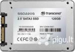 Transcend 220S 120GB SATA3 (TS120GSSD220S)