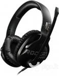 Roccat gaming ausinės Khan Pro, juodos (ROC-14-622)