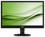 Monitorius Philips 241S4LCB, 24'', Full HD 5ms D-Sub/DVI HAS juodas