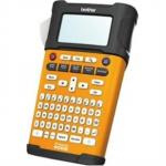 Brother PT-E300VP Thermal, Label Printer, Black, Orange